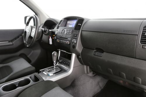 NISSAN Navara Business Edition 2.5 dci 4WD + GPS + AIRCO + CRUISE + CAMERA + ALU 17 + TREKHAAK