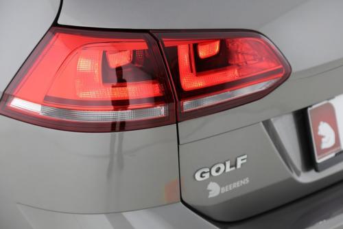 VOLKSWAGEN Golf Variant 1.6 TDI + GPS + LEDER + AIRCO + CRUISE + ALU 16