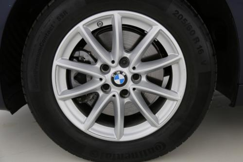 BMW 218 d Gran Tourer AUTOMAAT + GPS + AIRCO + CAMERA + PANO