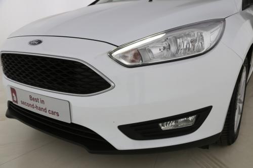 FORD Focus 1.5 TDCI + GPS + CRUISE + ALU 16 + AIRCO + 709 KM