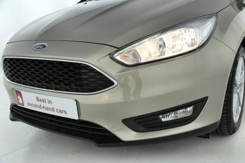 FORD Focus 1.0i Ecoboost + GPS + CRUISE + ALU 16 + AIRCO