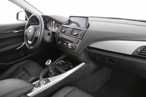 BMW 118 D + GPS + LEDER + AIRCO + CRUISE + ALU 17 + PDC