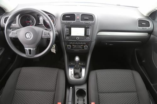 VOLKSWAGEN Golf Variant 1.6 TDI + AUTOMAAT + GPS + AIRCO + CRUISE