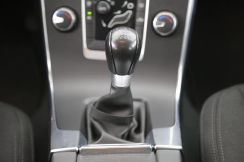 VOLVO V60 KINETIC 1.6  D DRIVE + GPS + AIRCO + CRUISE + PDC + ALU 16