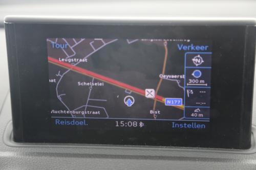 AUDI A3 SPORTBACK 1.6 TDI + GPS + AIRCO + ALU 16 + PDC+ BLUETOOTH