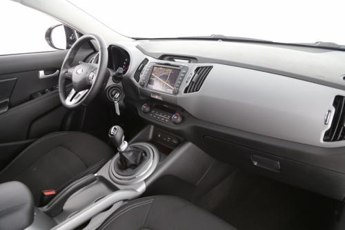 KIA Sportage 1.6 BENZINE + GPS + CAMERA + CRUISE + ALU 16 + 11 KM