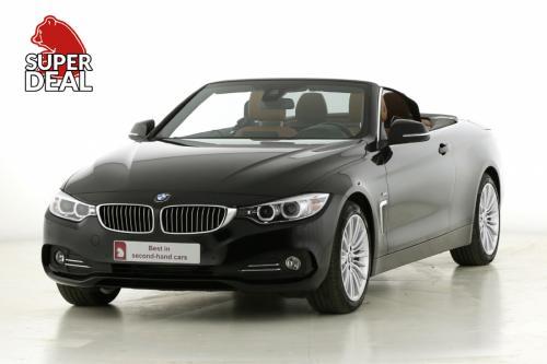 BMW 420 dA CABRIO + GPS + LEDER + XENON