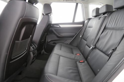 BMW X3 xDrive20d AUTOMAAT + GPS + LEDER + XENON + PDC + ALU 17