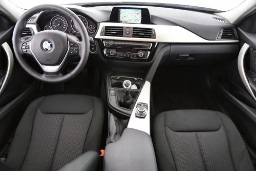 BMW 316 d TOURING + GPS + CAMERA + CRUISE + ALU 16 + PDC