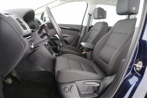SEAT Alhambra 2.0 TDI + 7 PL + GPS + CRUISE + ALU 17 + AIRCO