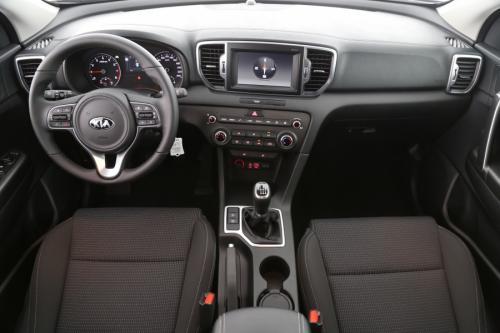 KIA Sportage 1.6 BENZINE + GPS + CRUISE + CAMERA + ALU 17