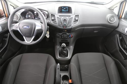 FORD Fiesta TREND 1.5 TDCI + AIRCO+RADIO / CD +